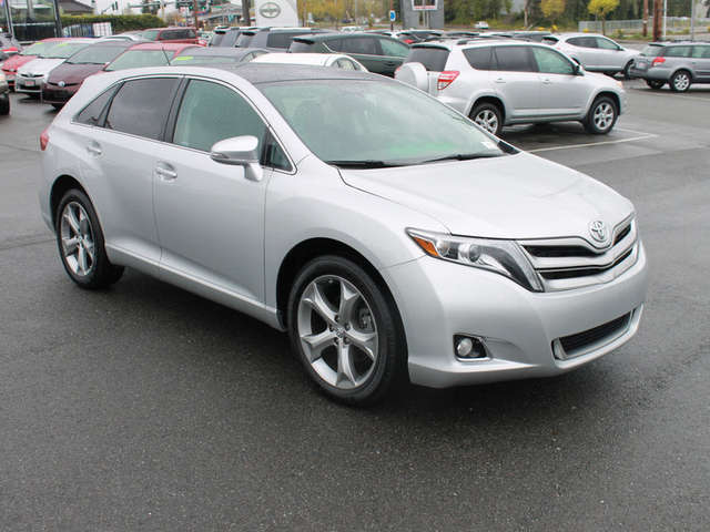 Pre-Owned Toyota Venza for Sale near Seattle at Magic Toyota