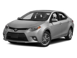 Lums Toyota Corolla