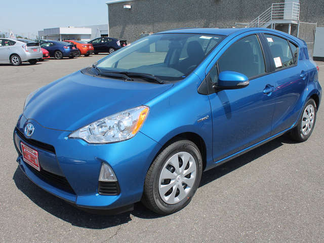 Toyota Prius c for Sale near Mount Vernon at Foothills Toyota