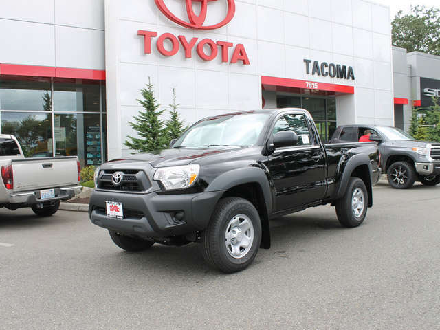 2014 Toyota Tacoma Leasing near Puyallup at Toyota of Tacoma