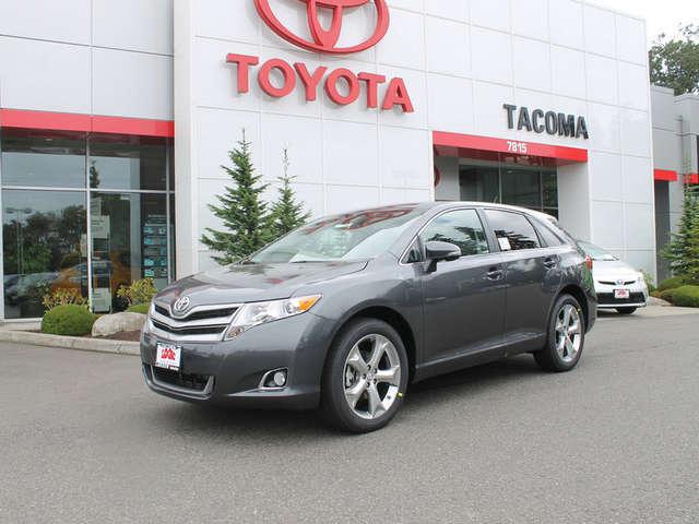 2014 Toyota Venza Leasing near Olympia at Toyota of Tacoma