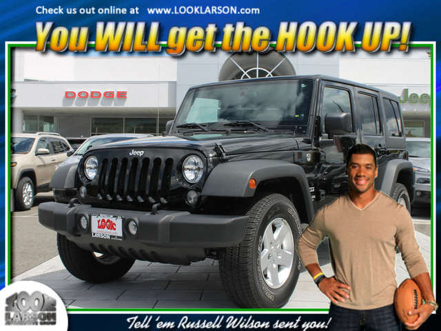 Trims of the 2014 Jeep Wrangler Unlimited for Sale near Tacoma at Larson Chrysler Jeep Dodge Ram
