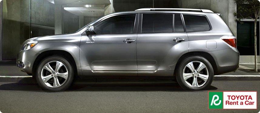 Lombard Toyota Rent A Car
