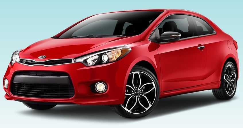 Finance a New 2015 Kia Forte Koup in Puyallup at Kia of Puyallup