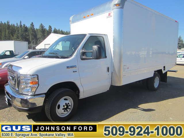 Finance a New 2014 E-350 near Spokane at Gus Johnson Ford