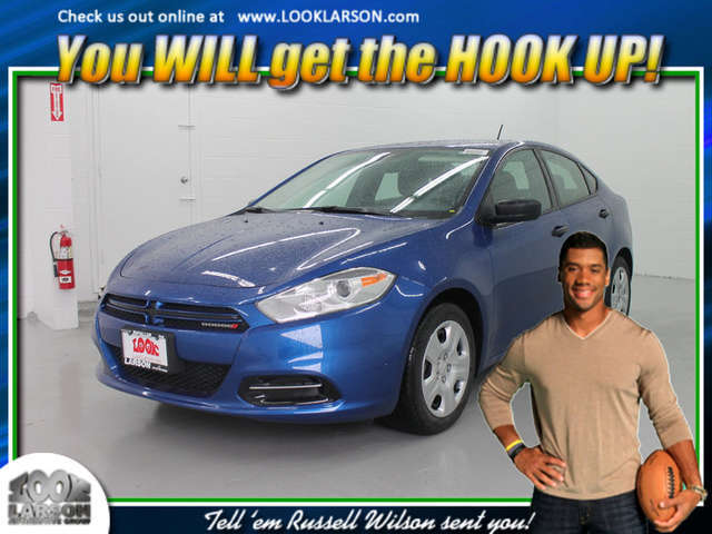 Finance a 2014 Dart near Puyallup at Larson Chrysler Jeep Dodge Ram