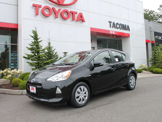 Specs of the 2014 Prius c for Sale near Puyallup at Toyota of Tacoma