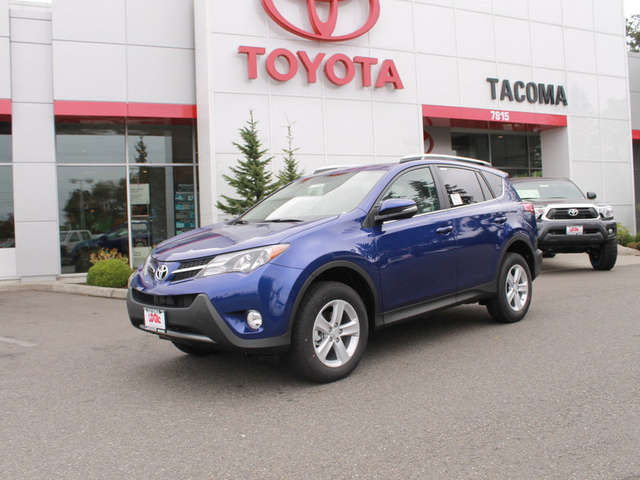 Specs of the 2014 RAV4 for Sale near Olympia at Toyota of Tacoma