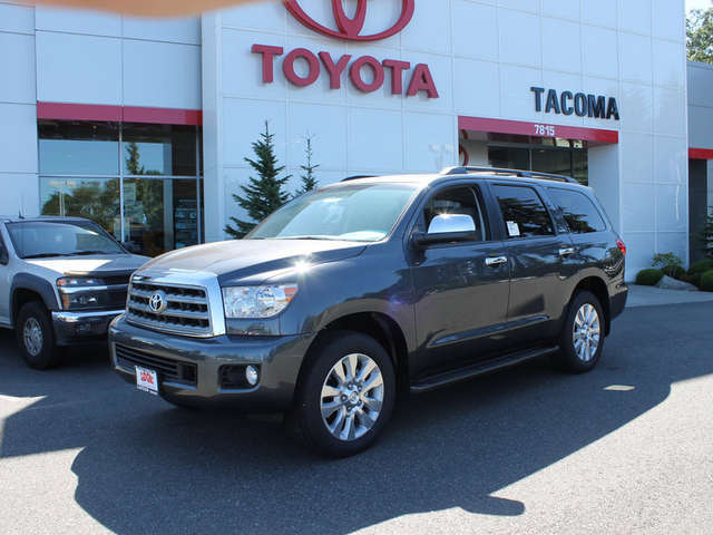 Specs of the 2014 Sequoia for Sale near Federal Way at Toyota of Tacoma