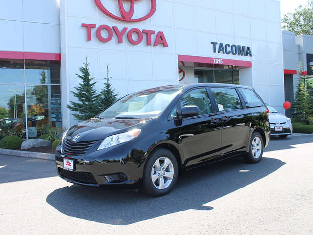 Specs of the 2014 Sienna for Sale near Fife at Toyota of Tacoma