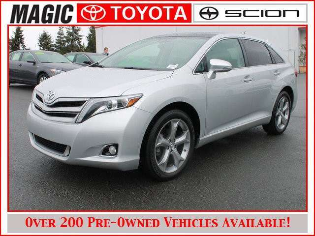 Used Toyota Venza in Edmonds at Magic Toyota