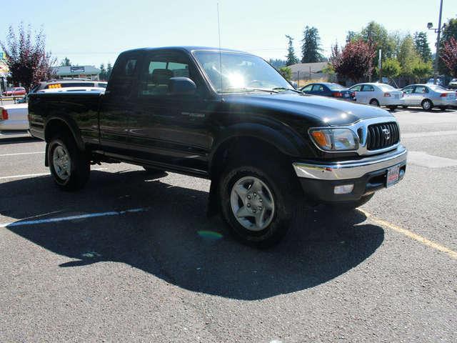 Used Toyota Tacoma near Seattle at Magic Toyota