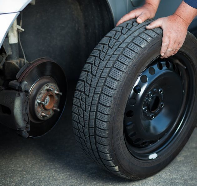 Toyota Tire Installation near Oak Harbor at Foothills Toyota