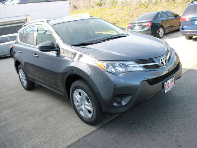 2015 Toyota RAV4 near Seattle at Magic Toyota