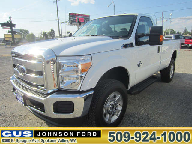 2015 Ford F-350 in Spokane at Gus Johnson Ford