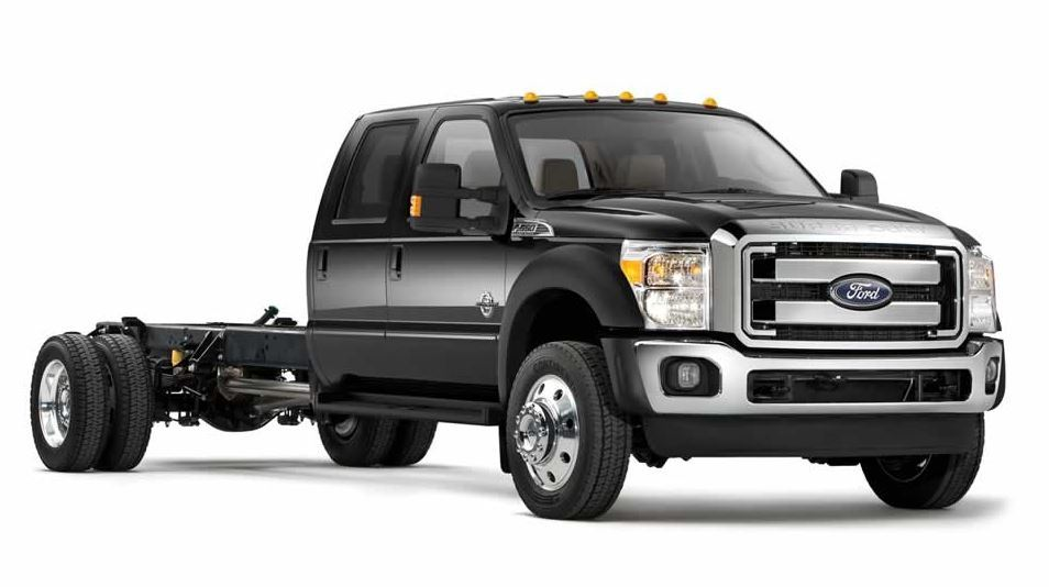 2015 Ford F-550 in Spokane at Gus Johnson Ford
