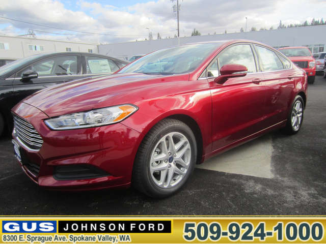 2015 Ford Fusion in Spokane at Gus Johnson Ford