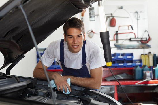 Toyota Engine Inspection near Bellingham at Foothills Toyota