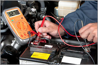 Car Battery Replacement in West Bend, WI