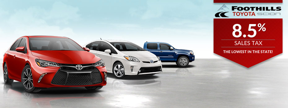 2015 Toyota for Sale in Burlington at Foothills Toyota