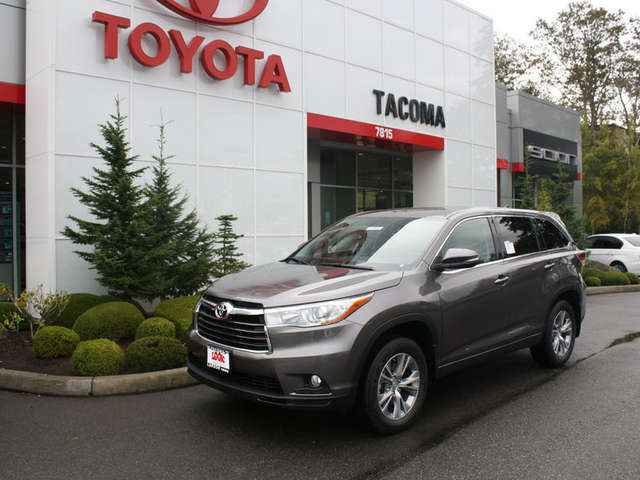 2015 Toyota Highlander for Sale in Tacoma at Toyota of Tacoma