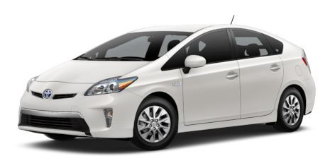 2015 Toyota Prius Plug-In Hybrid in Burlington at Foothills Toyota