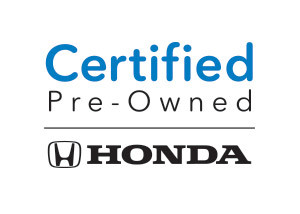 Certified Pre-Owned Honda