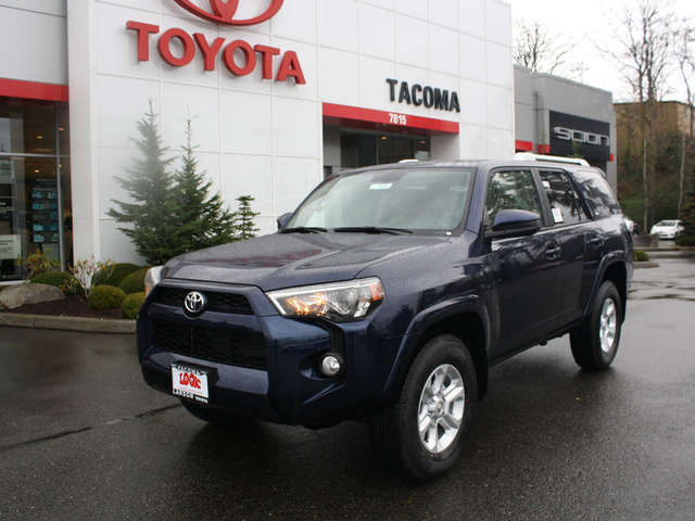 2015 Toyota 4Runner near Puyallup at Toyota of Tacoma