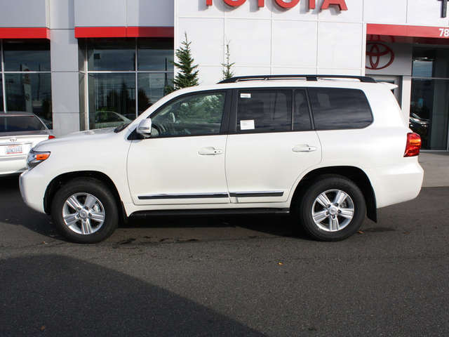 2015 Toyota Land Cruiser near Puyallup at Toyota of Tacoma
