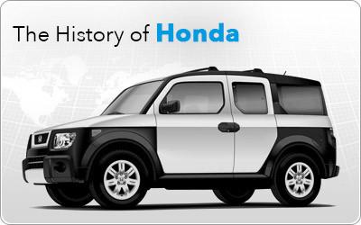 Honda History