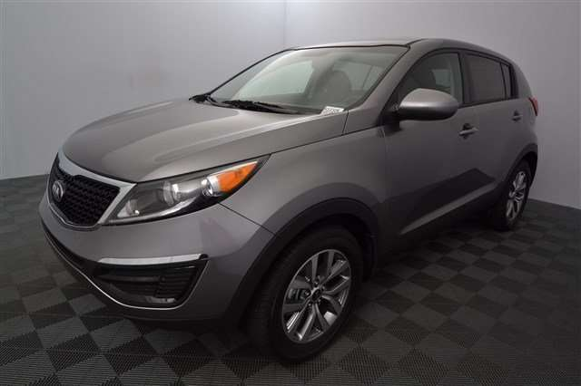 2015 Kia Sportage for Sale in Puyallup at Kia of Puyallup