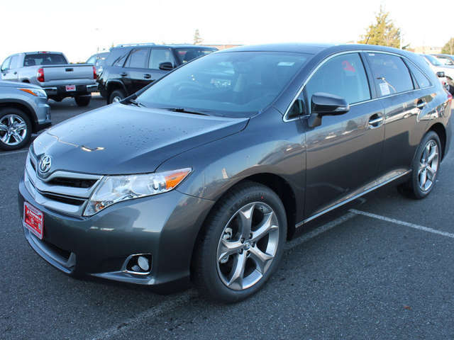 2015 Toyota Venza in Burlington at Foothills Toyota