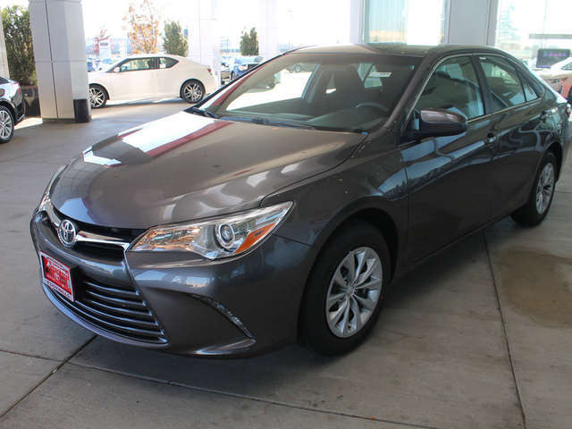 2015 Toyota Camry in Burlington at Foothills Toyota