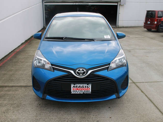 Finance a 2015 Toyota Yaris near Bellevue at Magic Toyota