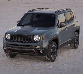 2015 Jeep Renegade near Tacoma at Larson Chrysler Jeep Dodge Ram