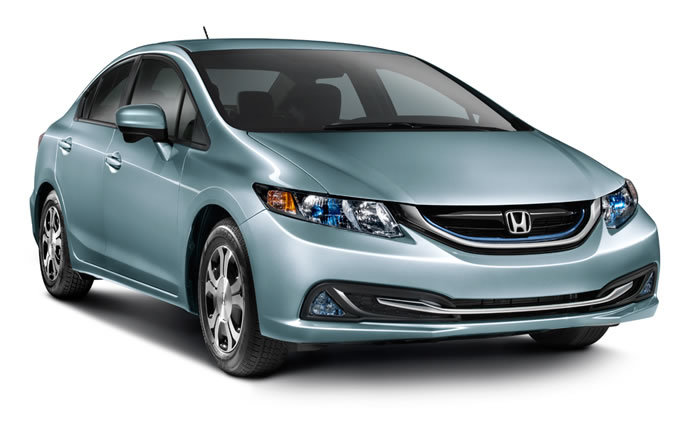 Lease a 2015 Honda Civic Hybrid near Kennewick at Honda of Moses Lake Washington