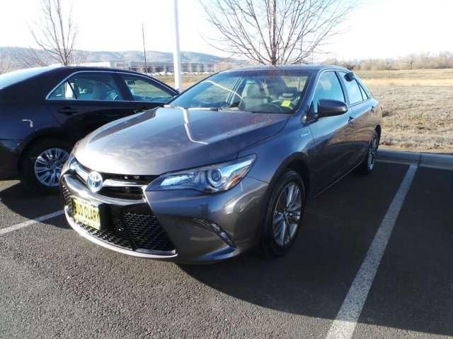 2015 Toyota Camry Hybrid for Sale in Yakima at Toyota of Yakima Union Gap Washington