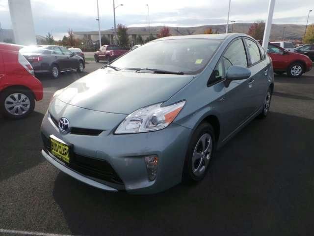 2015 Toyota Prius for Sale in Yakima at Toyota of Yakima Union Gap Washington