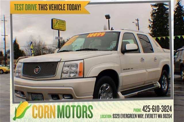 One-Owner Trucks for Sale in Everett at Corn Auto Sales