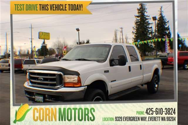 Pre-Owned Truck Dealer Serving Everett at Corn Auto Sales