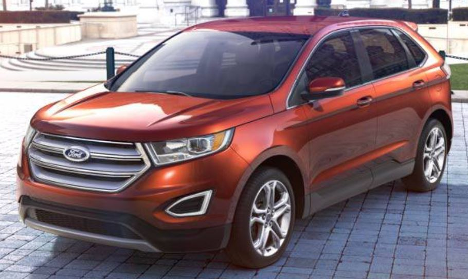 2015 Ford Edge for Sale in Ontario at Gentry Ford