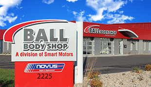 Ball Body Shop Image