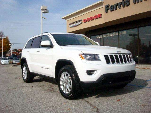 2015 Jeep Grand Cherokee for Sale in Jefferson City at Farris Motor Company