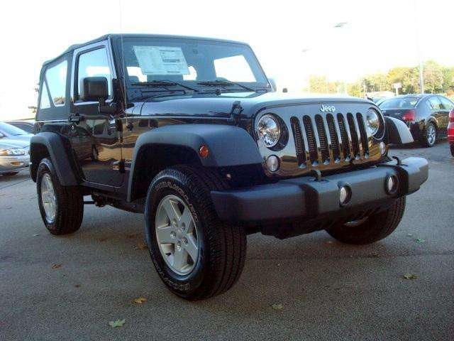 2015 Jeep Wrangler for Sale in Jefferson City at Farris Motor Company