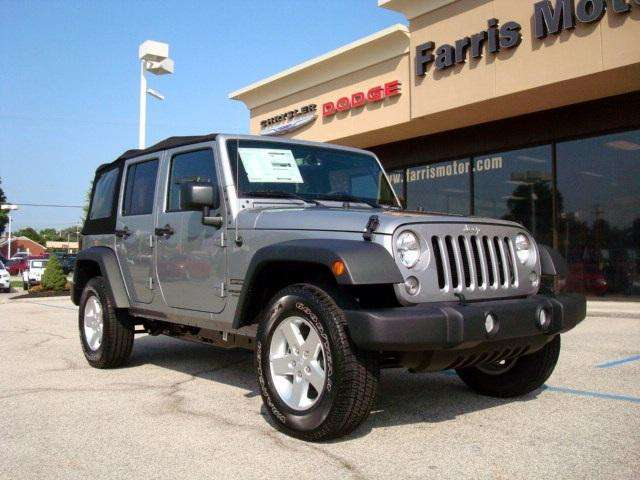 2015 Jeep for Sale in Jefferson City at Farris Motor Company
