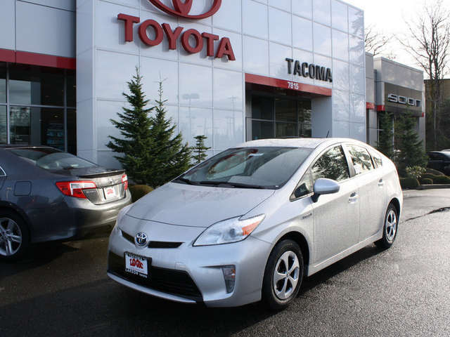 New 2015 Prius for Sale near Renton at Toyota of Tacoma