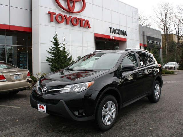 New 2015 RAV4 for Sale near Renton at Toyota of Tacoma