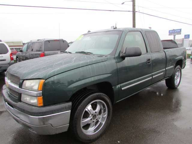 Used Chevy Trucks in Auburn at S&S Best Auto Sales