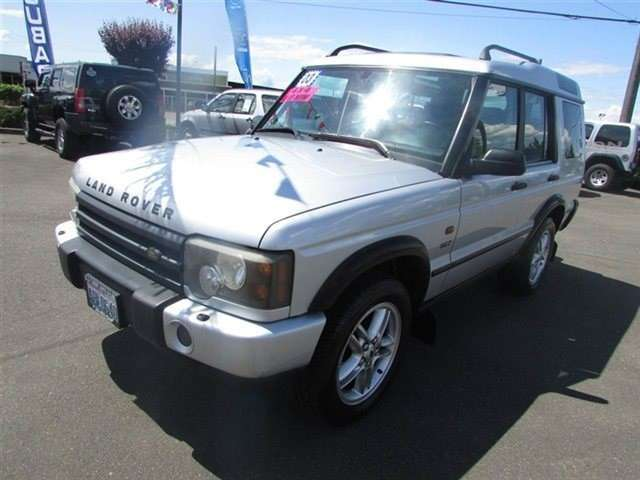 Used Land Rover SUVs for Sale in Auburn at S&S Best Auto Sales