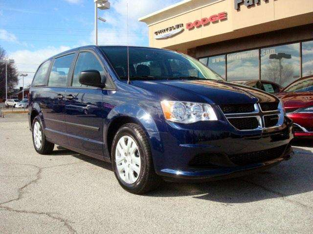 2015 Dodge Grand Caravan for Sale in Knoxville at Farris Motor Company